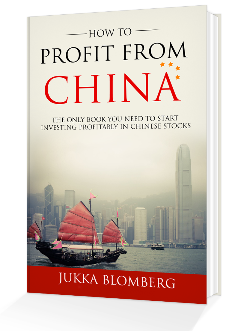 How to Profit from China book cover